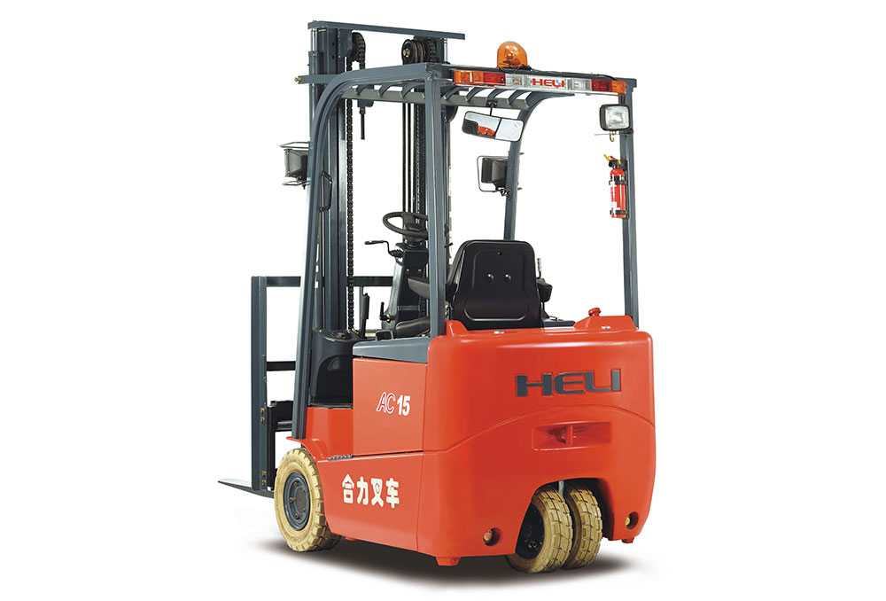 Battery Powered Forklifts Johnson Taylor Forklifts