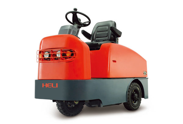 HELI 3 wheel battery powered towing tractor