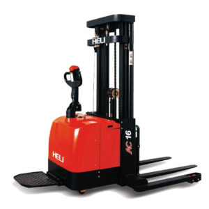 1.4 TON RIDE ON PALLET STACKER (CDD14-920)