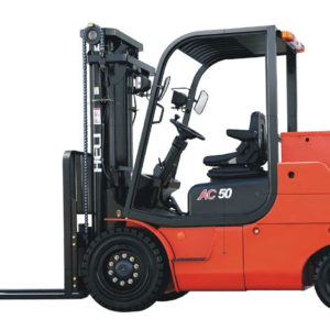 Electric forklift G series